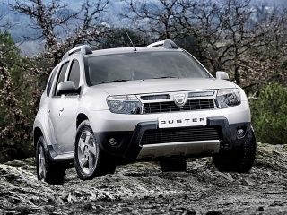Dacia Duster: In Pictures!