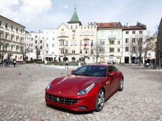 Ferrari FF International Media Test Drive : In Pictures!