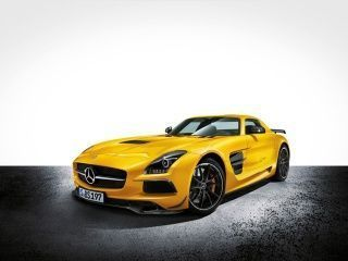Mercedes Benz Sls Amg Price Images Specifications