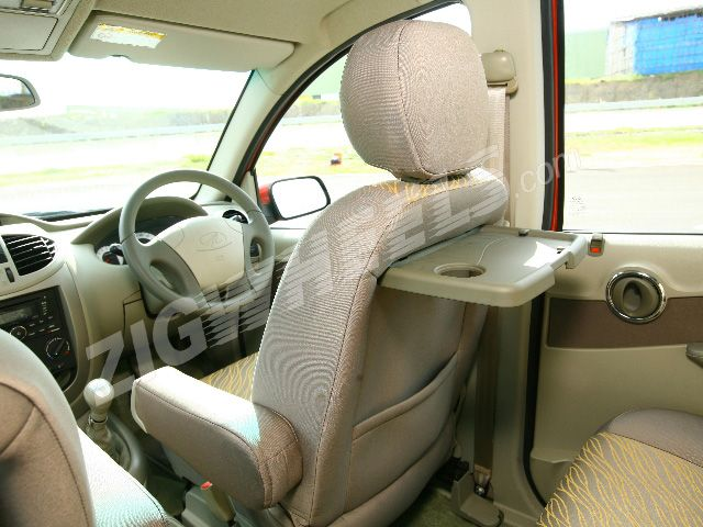 Used Cars Dealers >> Mahindra Quanto : ZigWheels First Drive Photos (Interior) @ ZigWheels