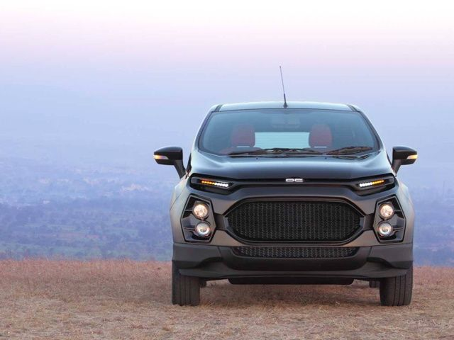 DC Design Ford Ecosport In Pictures