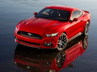 Ford Mustang Gt In Pictures