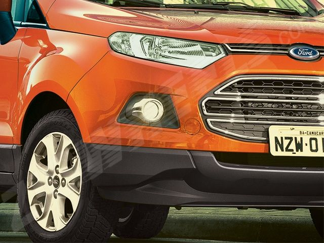 Ford Ecosport Accessories In Pics At Zigwheels