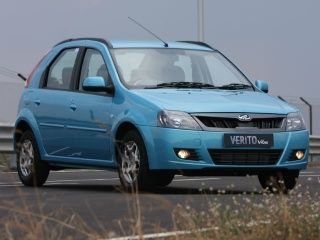 Mahindra Verito Vibe : First Drive Pics!