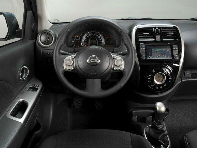 New Nissan Micra In Pictures Zigwheels