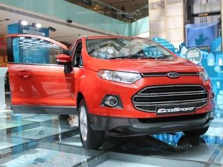 Ford EcoSport Exterior Photos