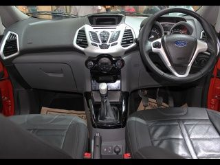 Ford EcoSport Interior Photos