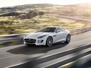 Jaguar F-Type Coupe: In Pictures!