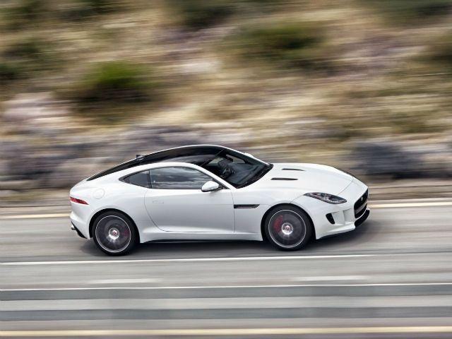 jaguar f-type coupe: in pictures! @ zigwheels