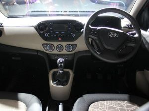 Hyundai Grand I10 Interiors In Pictures Zigwheels