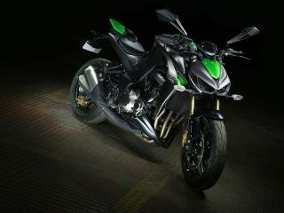 Kawasaki Z1000 First Ride Pics