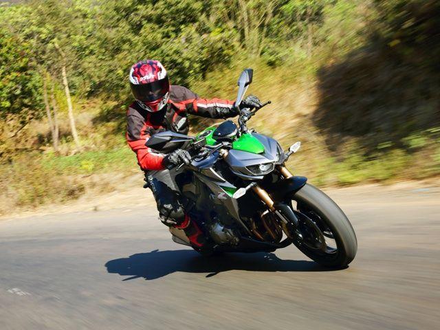Kawasaki Z1000: First Ride Pics!