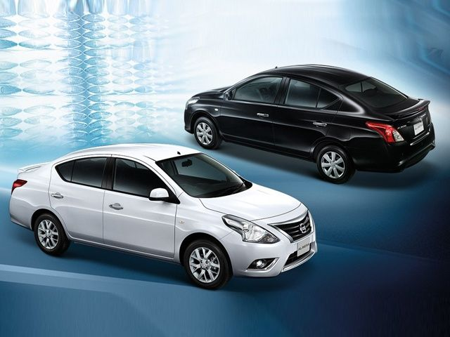 2014 Nissan Sunny Facelift: In Pictures