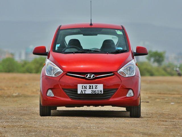 Hyundai Eon 1.0 Kappa front