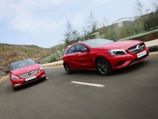 Mercedes Benz B Class Price Images Mileage Colours Review In