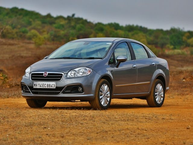2014 Fiat Linea Facelift Review: Gallery