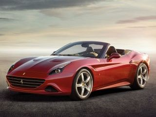 Ferrari California T: Gallery
