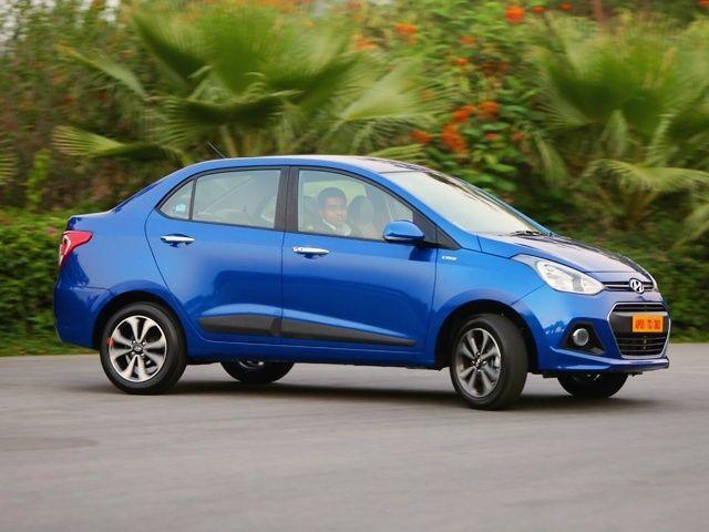 Hyundai Xcent Price Images Mileage Specs Colours In India