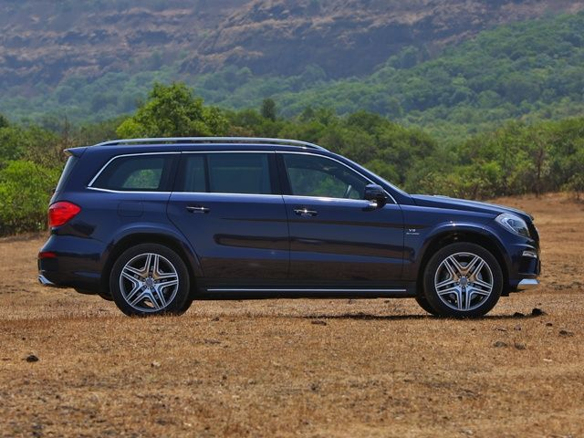 Mercedes-Benz AMG GL Price, Images, Mileage, Colours, Review