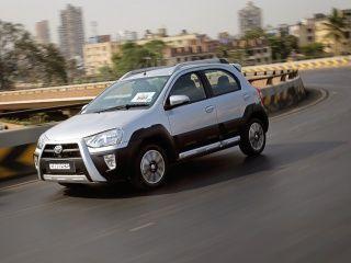 2014 Toyota Etios Cross Review: In Pics!