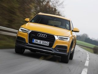 Audi Q3 Price, Images, Mileage, Colours, Review in India