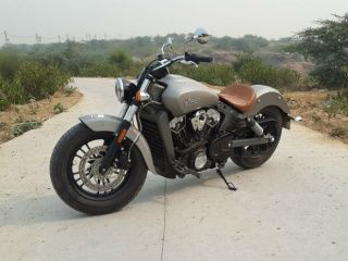 Indian Scout Photo Gallery by ZigWheels