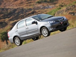 New Toyota Etios Photo Gallery