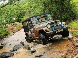 Mahindra Great Escape at Lonavala: Picture Gallery