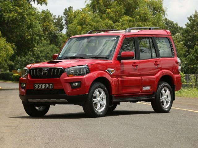 New Mahindra Scorpio Review Photo Gallery Slide 1