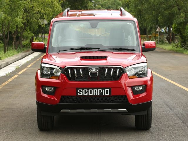 Mahindra Scorpio Price 2018 Images Mileage Colours