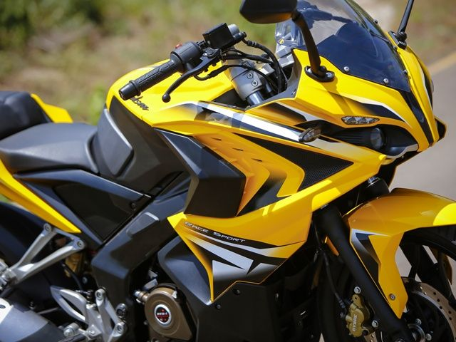 Bajaj Pulsar RS200 bike Review, Specification, Mileage and