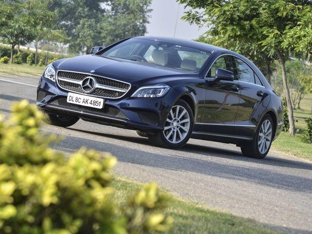 Mercedes-Benz CLS 250 CDI