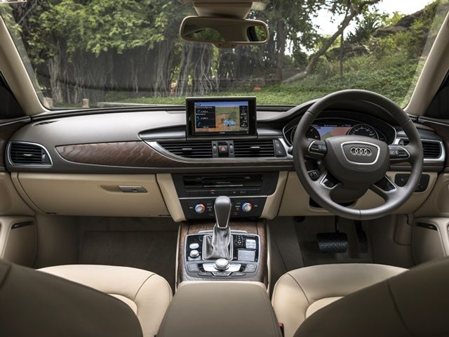2015 Audi A6 Review Interior Gallery