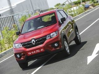 Renault Kwid Detailed Picture Gallery