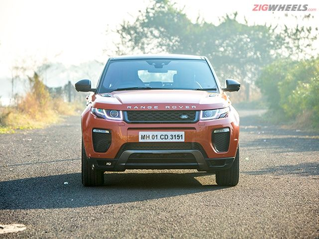 2016 Range Rover Evoque Review: Photo Gallery