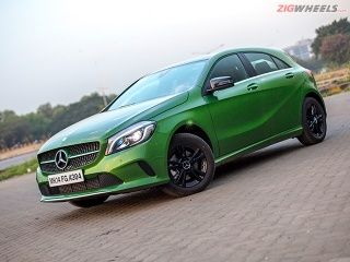 Mercedes Benz A Class Price Images Mileage Colours Review In