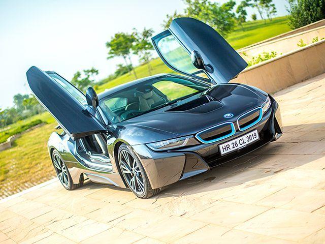 I8 Exterior: 2015 BMW I8 Exterior Photo Gallery @ ZigWheels