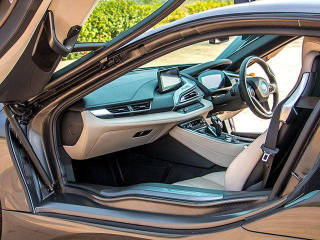 2015 Bmw I8 Interior Photo Gallery Zigwheels