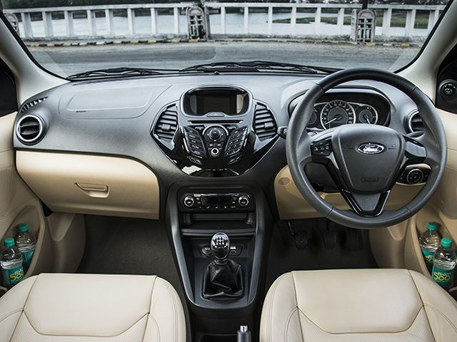 Ford Figo Aspire Review Interior Photo Gallery Zigwheels