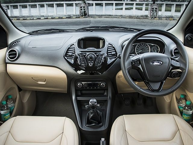 Ford Figo Aspire Review Interior Photo Gallery