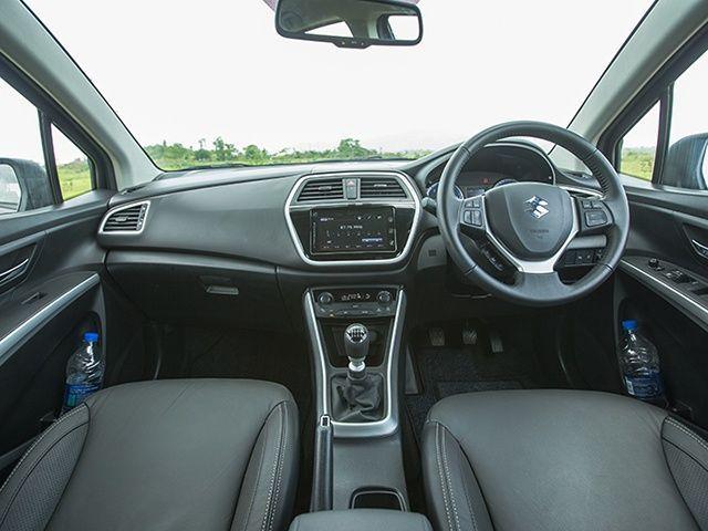 Maruti Suzuki S-Cross: Interior Photo Gallery @ ZigWheels