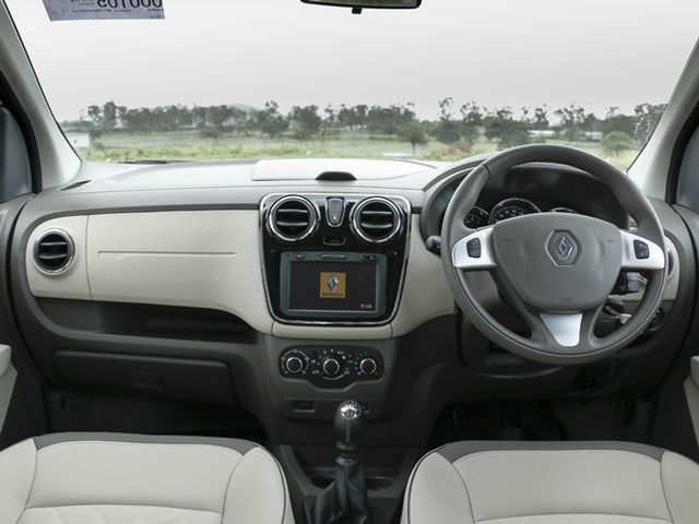 Renault Lodgy Stepway Interior and Features Photo Gallery @ ZigWheels