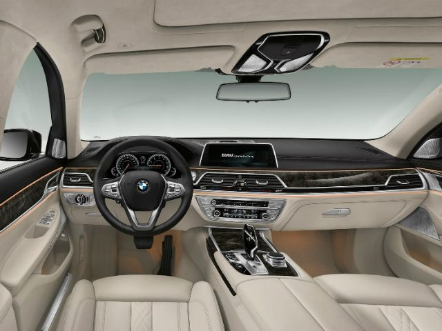 2016 BMW 7 Series Interior Picture Gallery