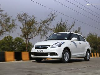 2015 Maruti Suzuki Swift DZire Review: Photo Gallery