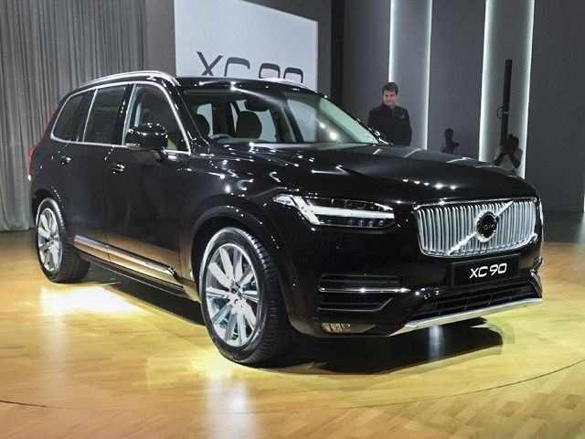 Volvo XC90 Price (Check August Offers), Images, Mileage, Specs ...