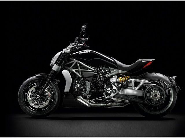 Ducati XDiavel: Photo Gallery