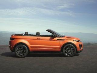 Land Rover Range Rover Evoque Price, Images, Mileage