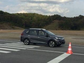 Honda Br V Detailed Review Zigwheels