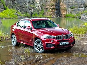 Bmw X6 Price Check January Offers Images Mileage Specs