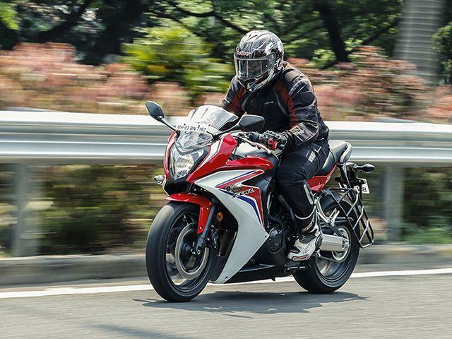 Honda Cbr 650f Test Ride Review Photo Gallery Zigwheels